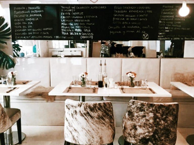 Culinary paradise: Almacén de Flores
