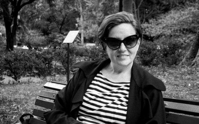 """Simona Martínez Rivero: """"Las verdaderas negociaciones y las cosas interesantes se arreglan en otras mesas"""""""